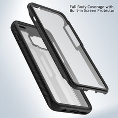 Heavy-Duty Case with Built-in Screen Protector for Motorola One 5G