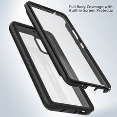 Heavy-Duty Case with Built-in Screen Protector for Samsung Galaxy A51 (5G)