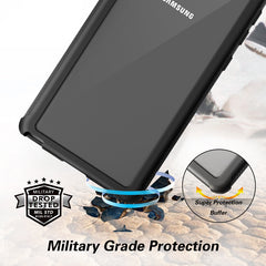 Heavy Duty Case Built-in Screen Protector for Samsung Galaxy Note 20 Ultra 5G
