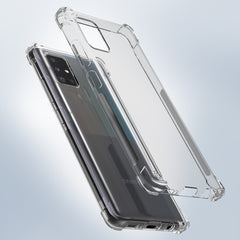 Flex-Gel Silicone TPU Case for Samsung Galaxy A51 5G (Clear)