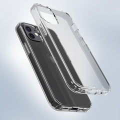 Clear Hard Case Cover for iPhone 12 mini