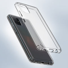 Clear Hard Case Cover for Samsung Galaxy A71 5G UW (Verizon)