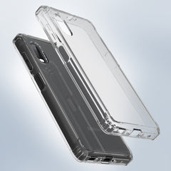 Clear Hard Case Cover for Samsung Galaxy XCover Pro