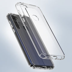 Clear Hard Case Cover for Motorola Moto G Stylus