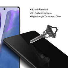 [2 Pack] Tempered Glass Screen Protector for Samsung Galaxy Note 20