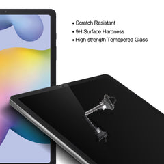 [2 Pack] Tempered Glass Screen Protector for Samsung Galaxy Tab S6 Lite