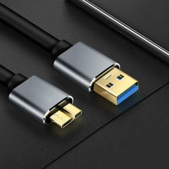 5ft USB-A to USB 3.0 Micro-B (10-pin) Camera Cable