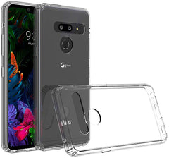 Clear Hard Case Cover for LG G8 ThinQ