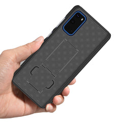 Holster Case with Belt Clip for Samsung Galaxy S20