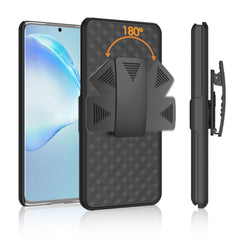Holster Case with Belt Clip for Samsung Galaxy S20 Plus