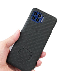 Holster Case with Belt Clip for Motorola Moto One 5G