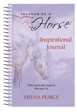 Touched by a Horse Inspirational Journal