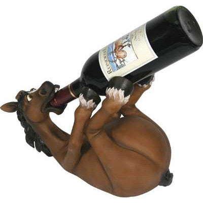 Drunken Horse Wine Holder