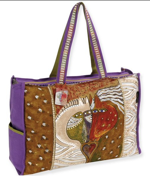 Love Horses Oversized Tote