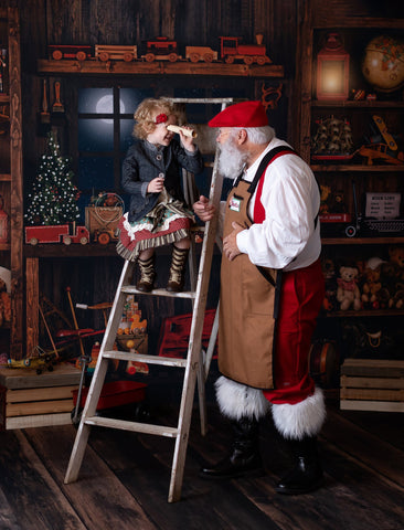 Santa's Magical Workshop