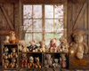 Beary Rustic Spring View Room
