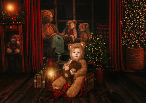 Beary Merry Christmas View