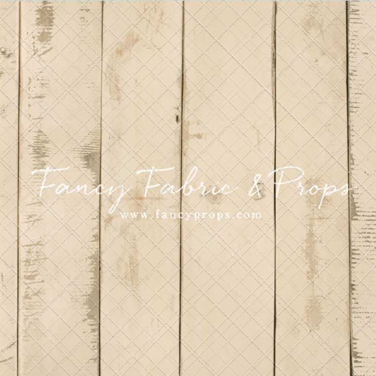 Amanda Cream Barn Wood Planks