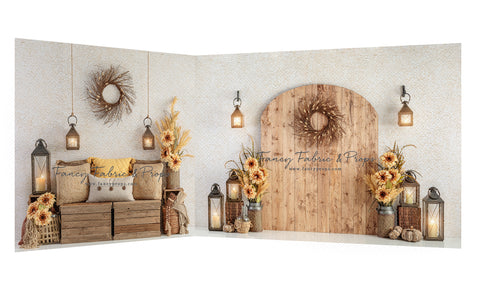 Retreat To Autumn 2 pc Room