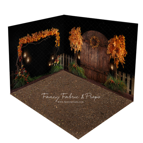 Fall Evening Arbor Mini Room