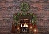 Urban Christmas Mantle