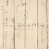 Amanda Cream Wood Planks Mat Floor