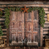 Rustic Cabin Welcome