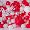Charmed Valentine Balloon Wall