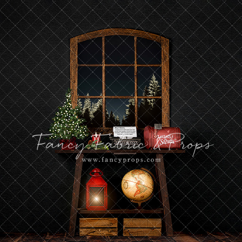 Dear Santa Window