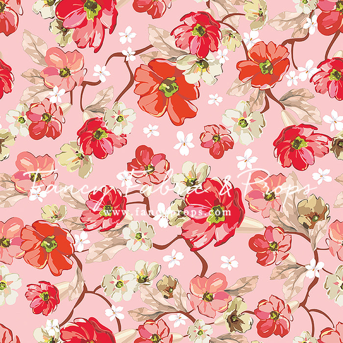 Lovely Pink Floral