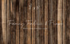 Nevada Wood Planks Mat Floor