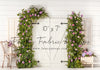 Spring Florist's Archway