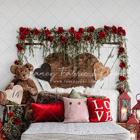 Beary Lovely Headboard