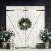 Charcoal Barn Door Blooms
