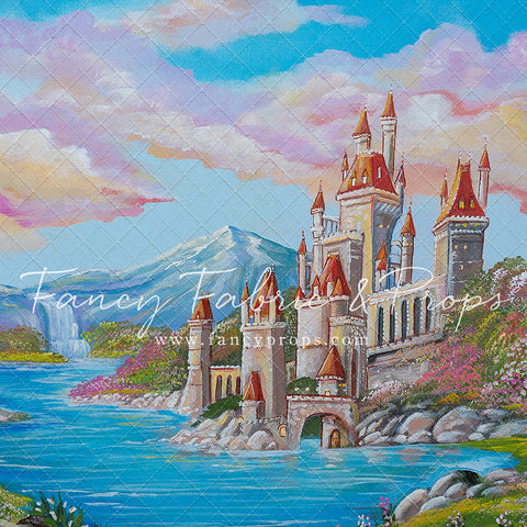 Enchanted Rose Castle