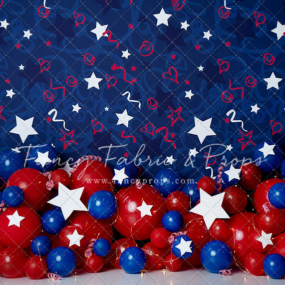 Happy Birthday Stars and Stripes