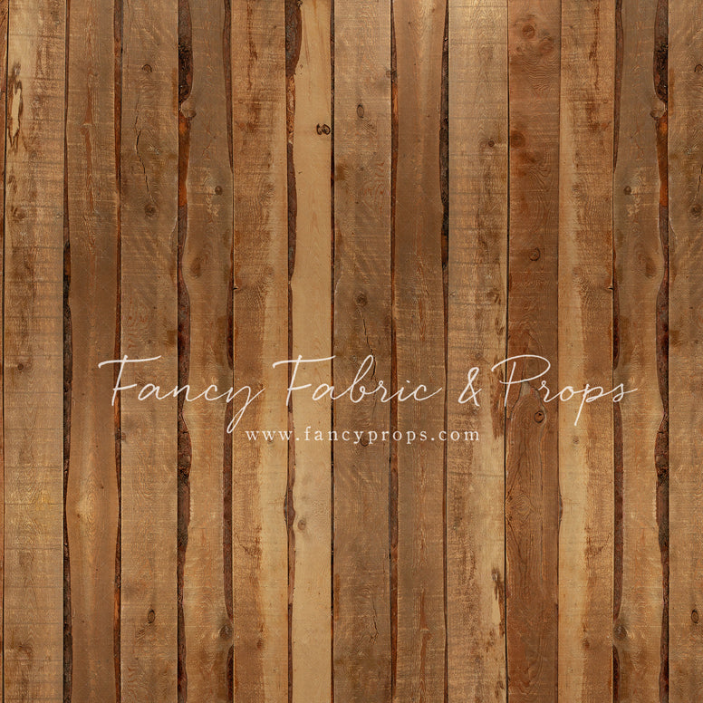Joplin Vertical Wood Planks Mat Floor
