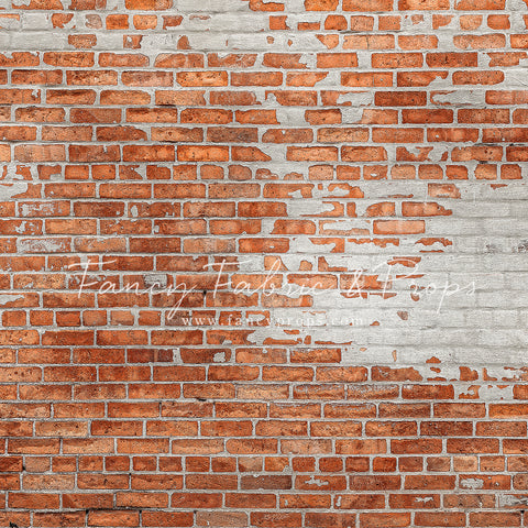 Salt Lake Brick Wall