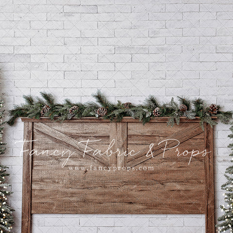 Pure Holiday Headboard