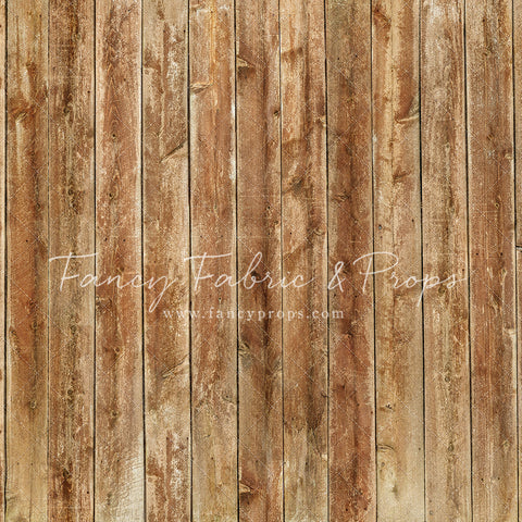 Cooperstown Wood Planks Mat Floor