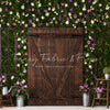 Rustic Rose Porch