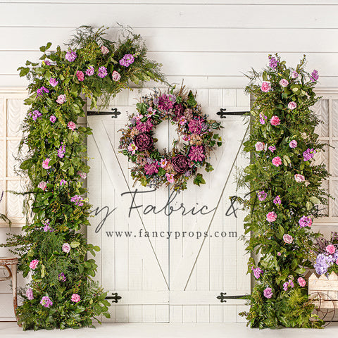 Spring Florist's Greetings
