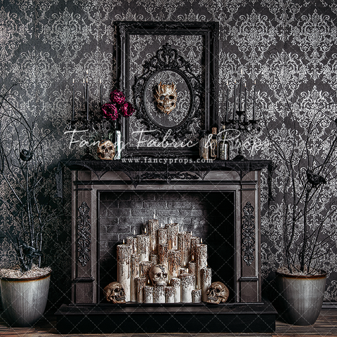 Haunted Mansion Mantle