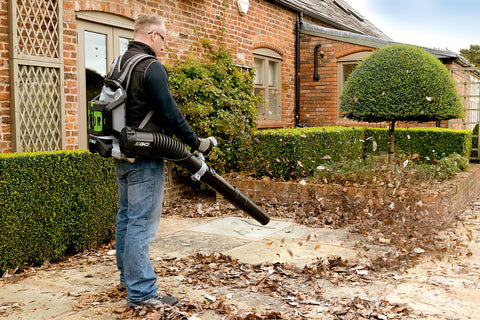 LB6002E Powerful Backpack leaf blower Kit