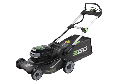 LM2024E Steel deck push mower 50cm