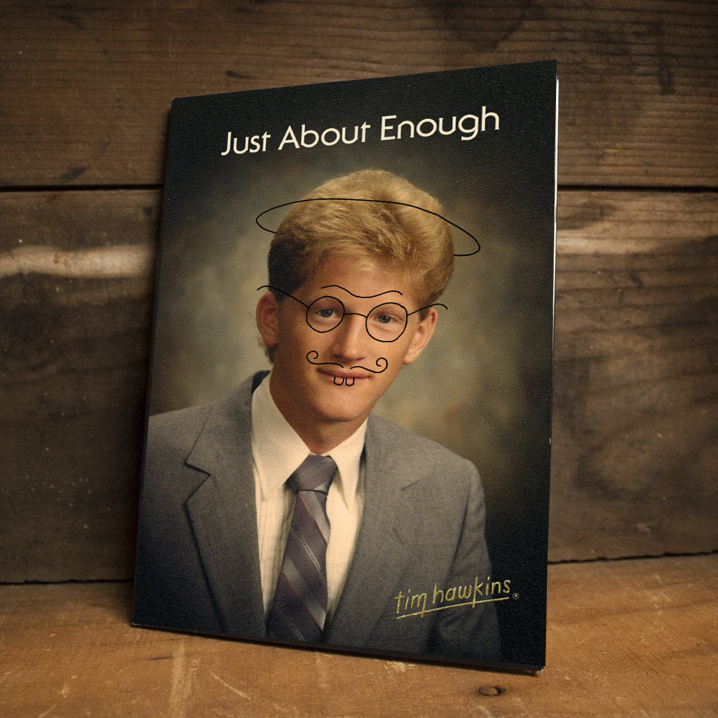 Just About Enough DVD