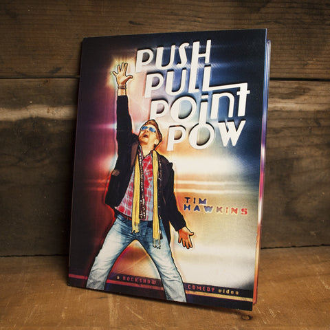 Push Pull Point Pow DVD
