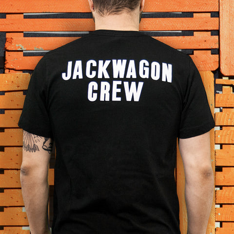 Jackwagon Crew T-Shirt (Black)