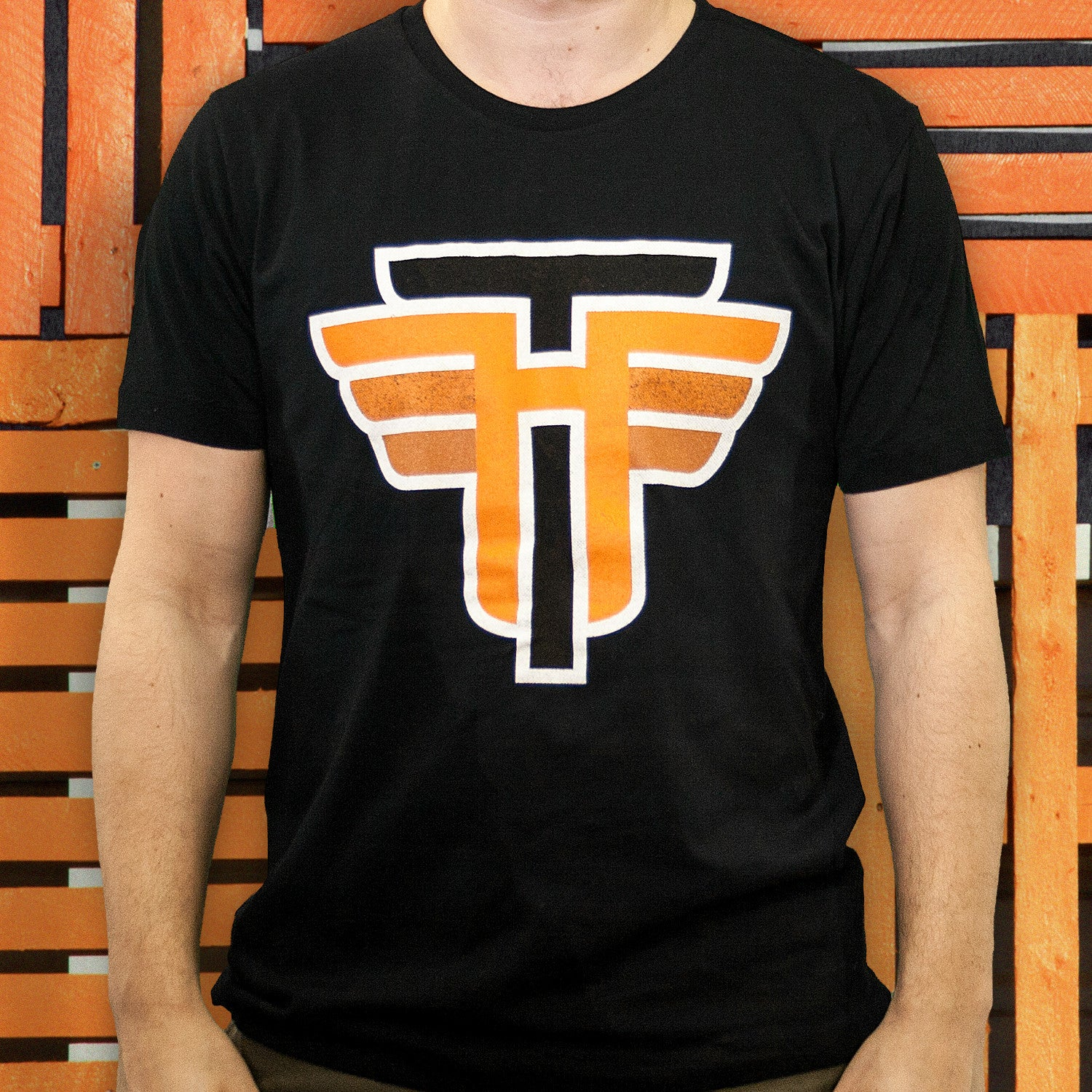 TH Logo T-Shirt (Orange)