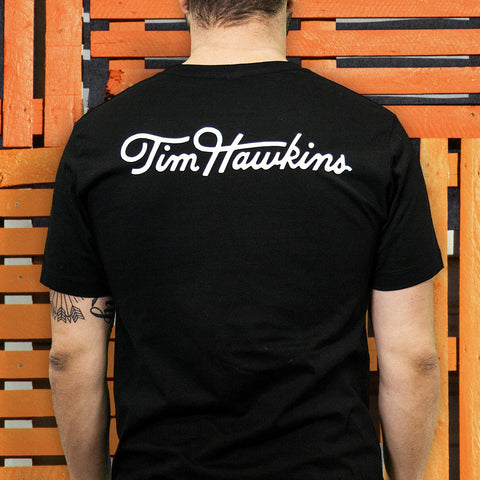 TH Logo T-Shirt (Black)